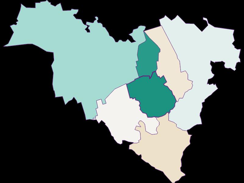 Population development since 2011 in Königstetten