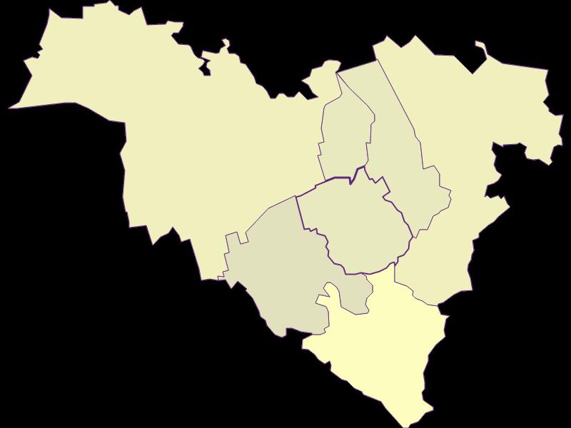 Farmers (comparison to federal state) in Königstetten