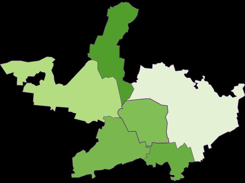 Заселенность в Langenrohr