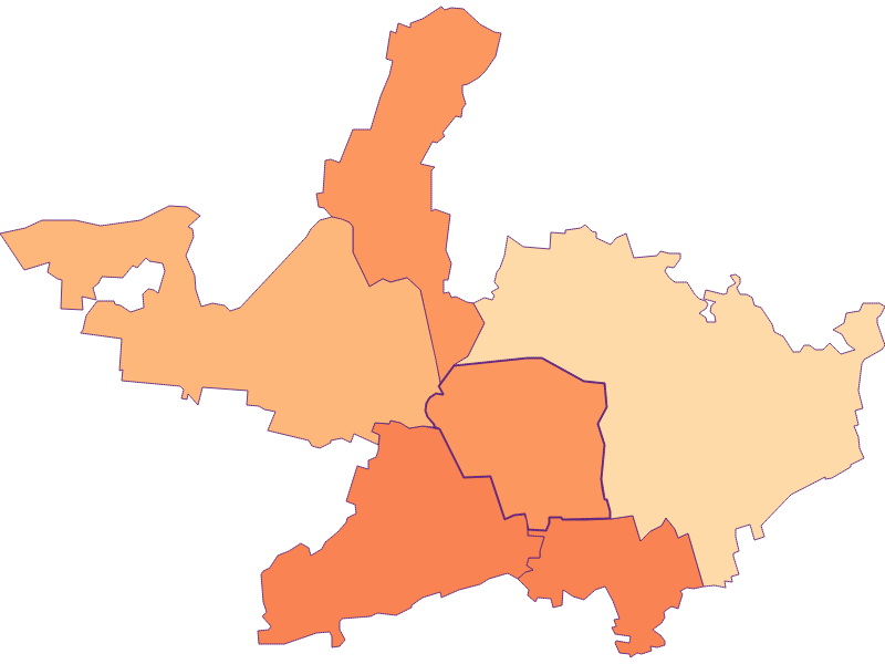 Размер домохозяйства в Langenrohr