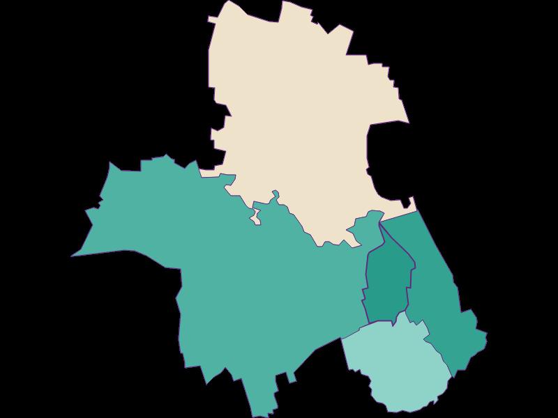 Population development since 1869 in Muckendorf-Wipfing