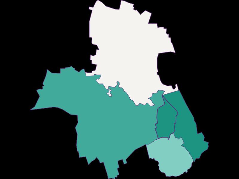 Population development since 1900 in Muckendorf-Wipfing