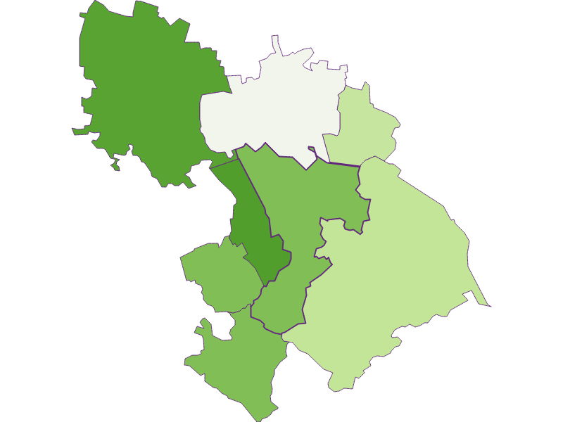 Settlement in St. Andrä-Wördern