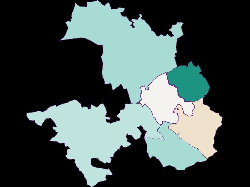 Population development since 2011 in Tulbing