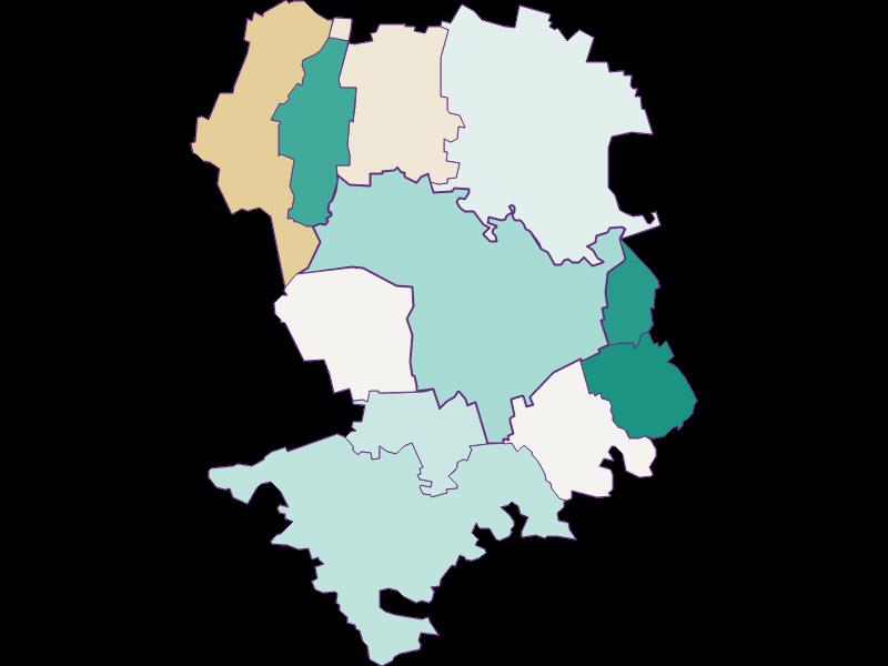 Демография с 2011 года в Tulln an der Donau