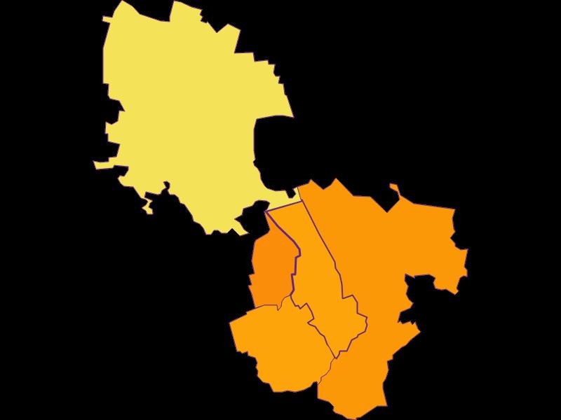 Population density in Zeiselmauer-Wolfpassing