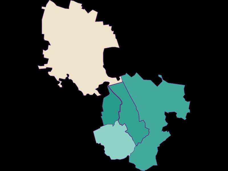 Population development since 1869 in Zeiselmauer-Wolfpassing