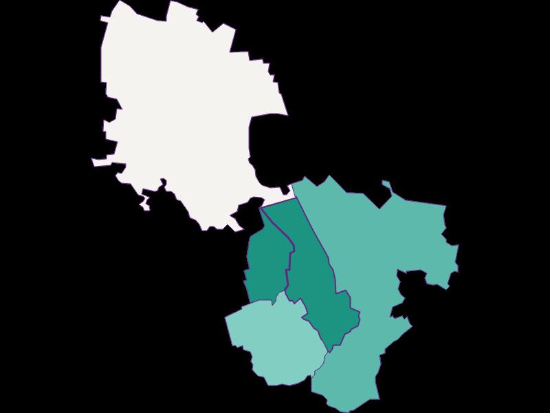 Population development since 1900 in Zeiselmauer-Wolfpassing