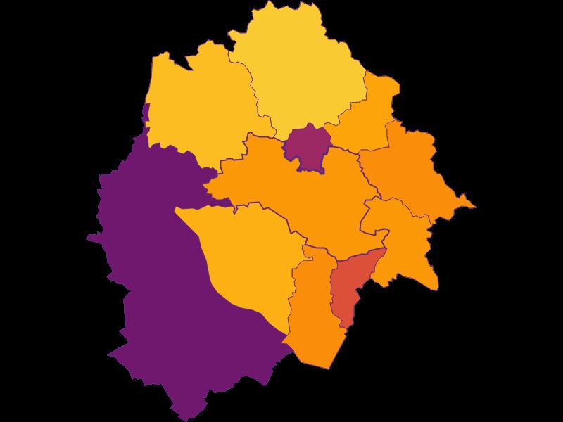Population Density | Engerwitzdorf
