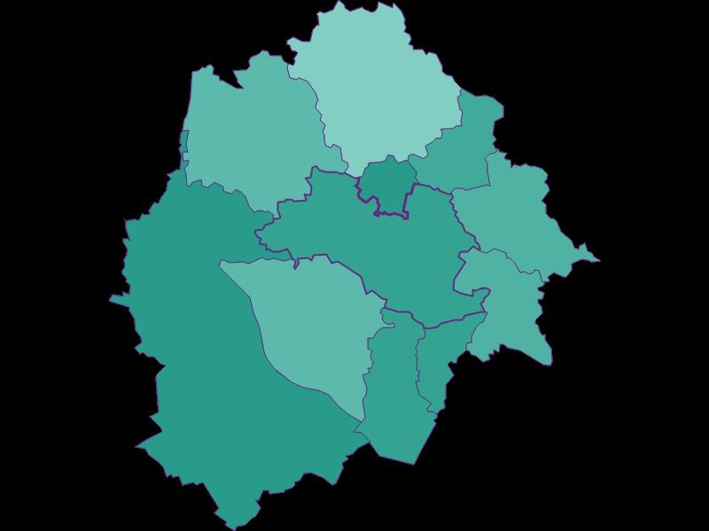 Population development 1869-2018 | Engerwitzdorf