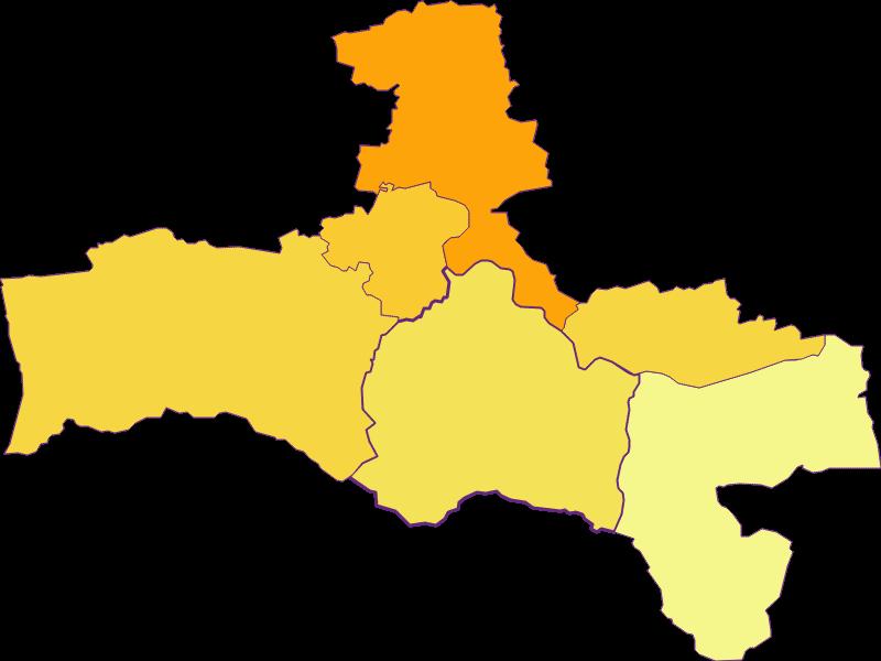 Population Density | St. Jakob im Rosental
