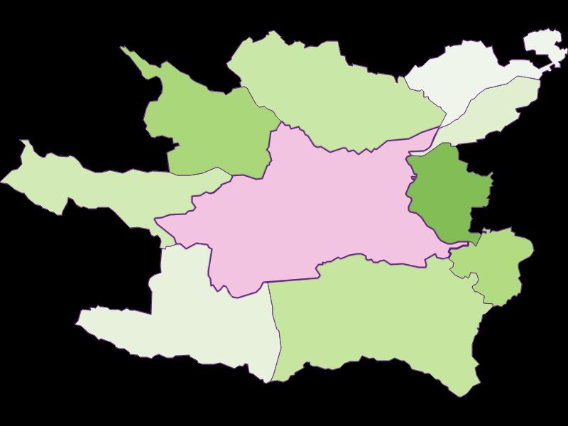 Заселенность в Villach