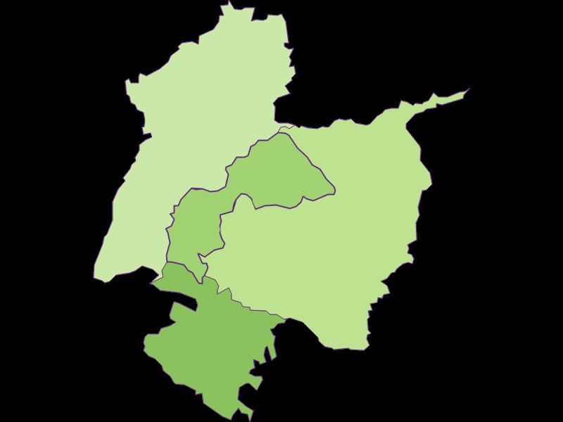 Settlement in Redleiten