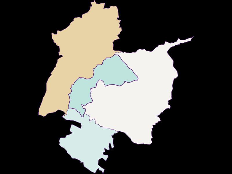 Population development since 1900 in Redleiten