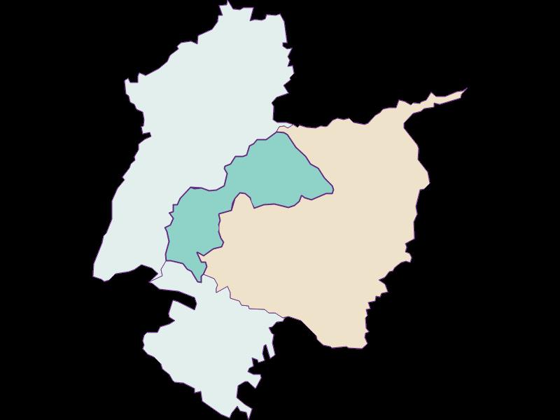Population development since 2011 in Redleiten