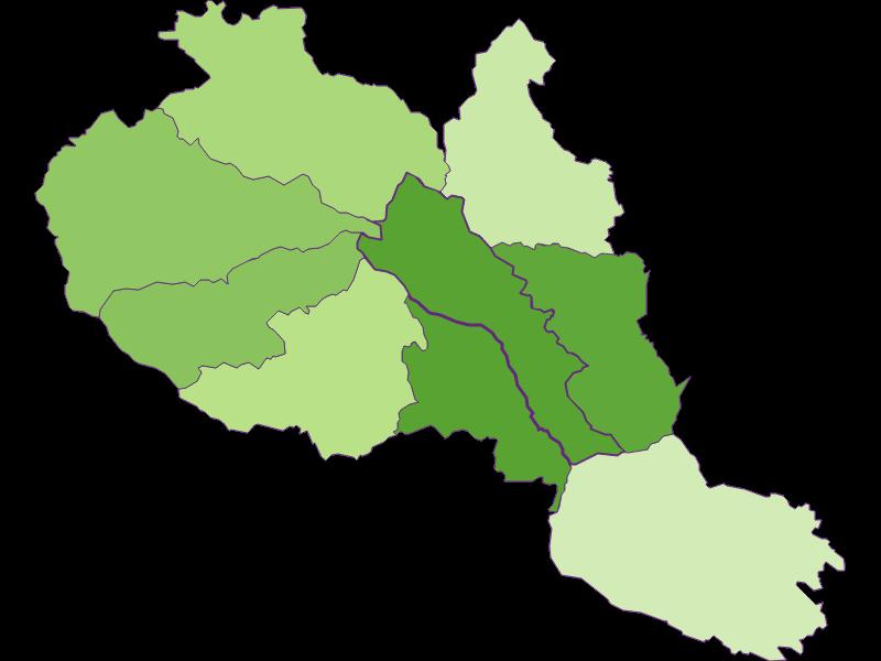 Settlement in Hirschegg-Pack