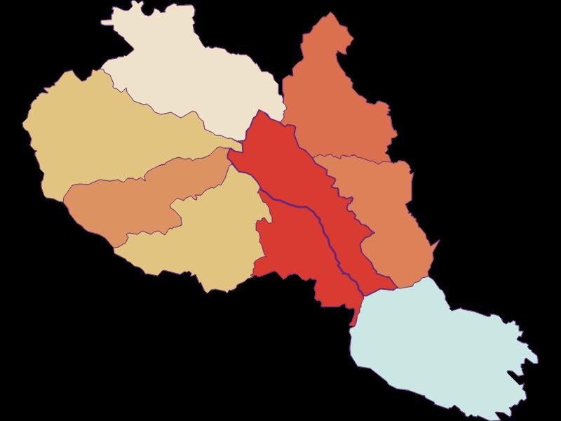 Population development since 1869 in Hirschegg-Pack