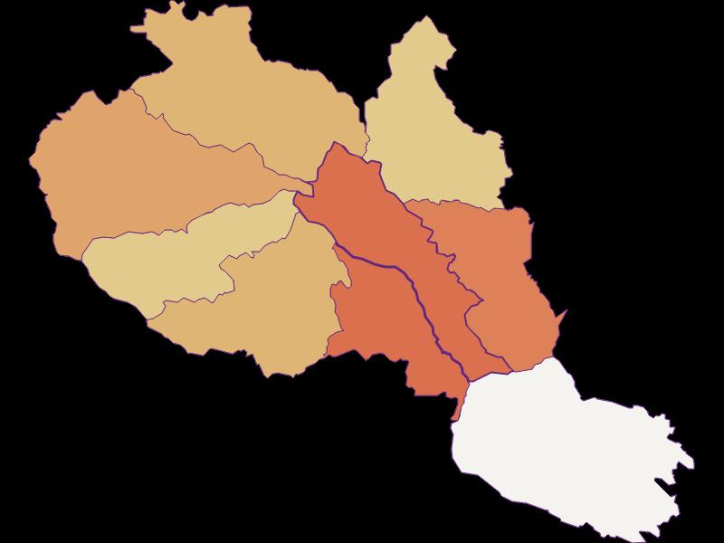 Population development since 2011 in Hirschegg-Pack
