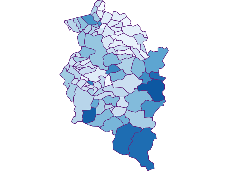 Unemployment in Vorarlberg