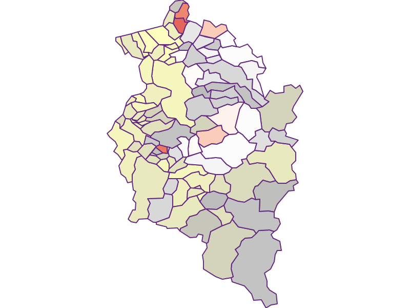 Farmers (comparison to Austria) in Vorarlberg