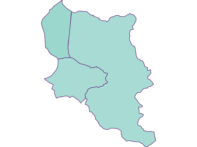 Population development since 2011 in Dornbirn