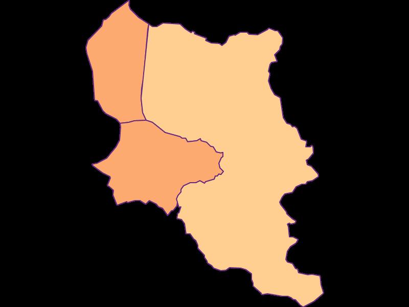 Household size in Dornbirn
