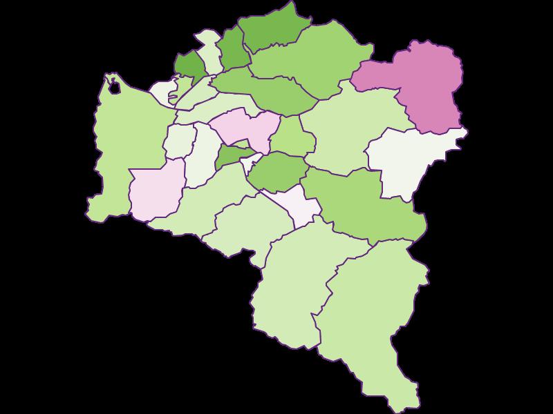 Settlement in Bludenz