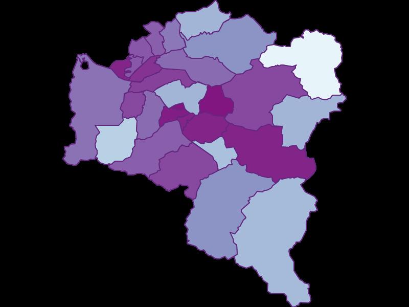 Commuter in Bludenz