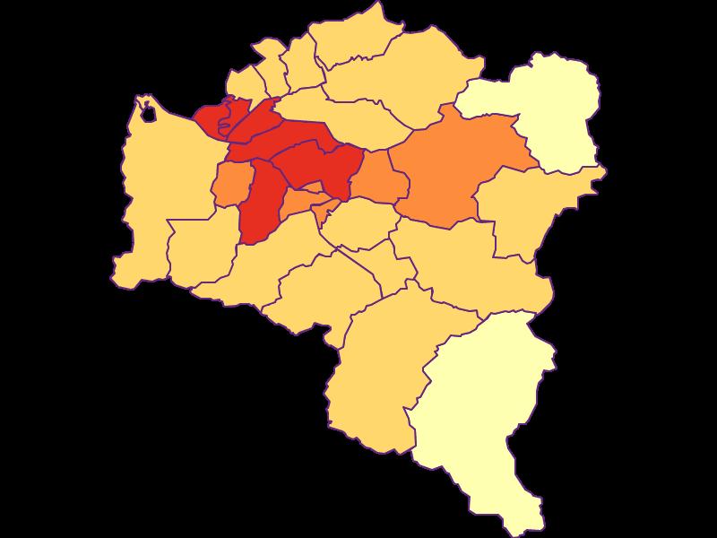 Urbanity in Bludenz