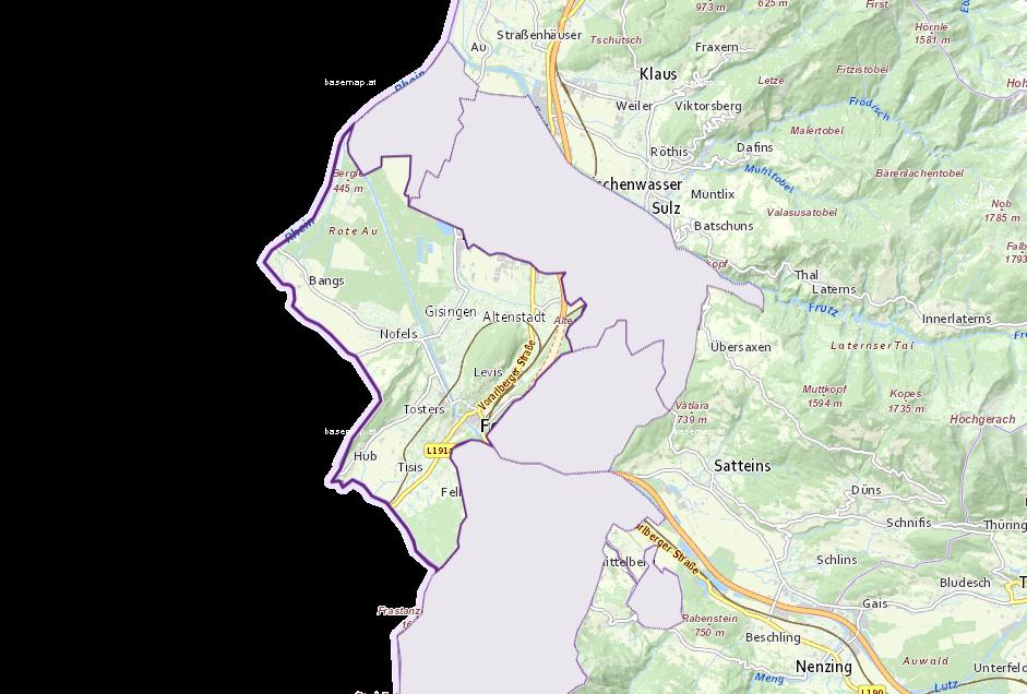 Stadtgemeinde Feldkirch - Vorarlberg