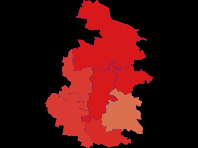 Bevölkerungsentwicklung seit 1869 | Ludweis-Aigen