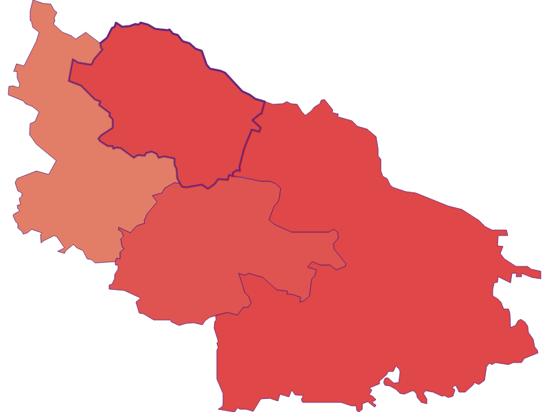 Bevölkerungsentwicklung seit 1869 | Waldkirchen an der Thaya