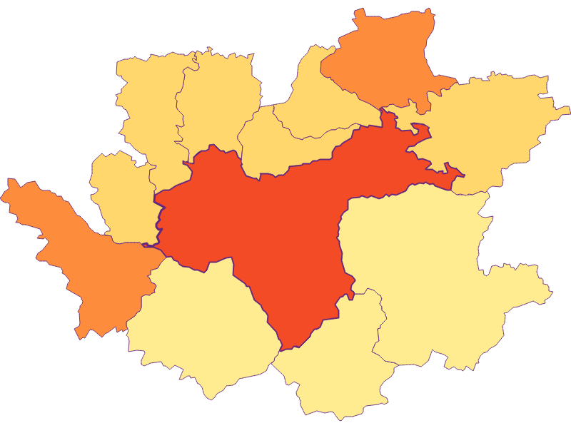 Urbanity in Waidhofen an der Ybbs