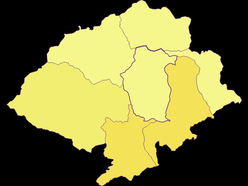 Bevölkerungsdichte | Fladnitz an der Teichalm