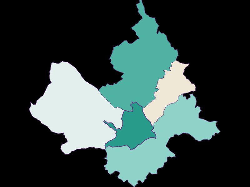 Прирост населения за 2011-2018 | Ludersdorf-Wilfersdorf