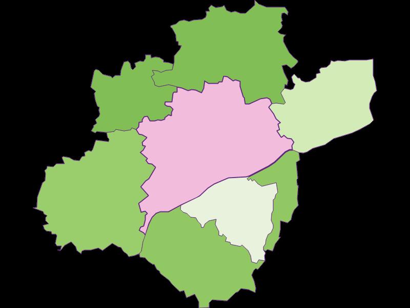 Заселенность в Wels