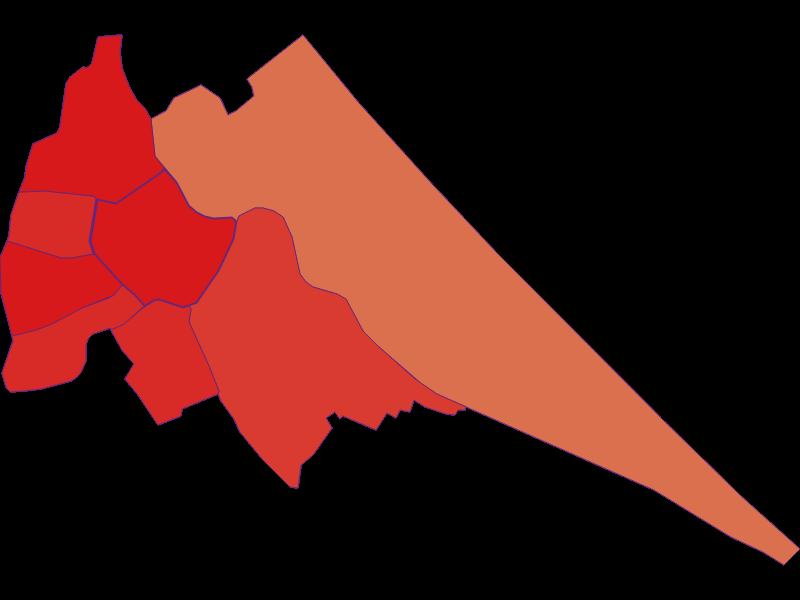 Bevölkerungsentwicklung seit 1900 | Wien  1.,Innere Stadt