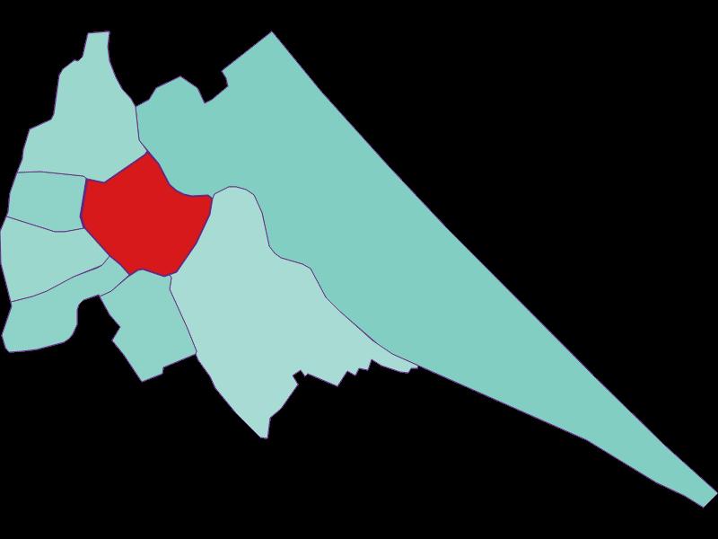 Population development since 2011 in Wien  1.,Innere Stadt