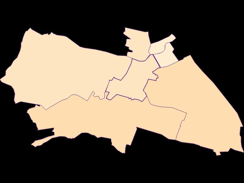 Размер домохозяйства в Wien 12.,Meidling
