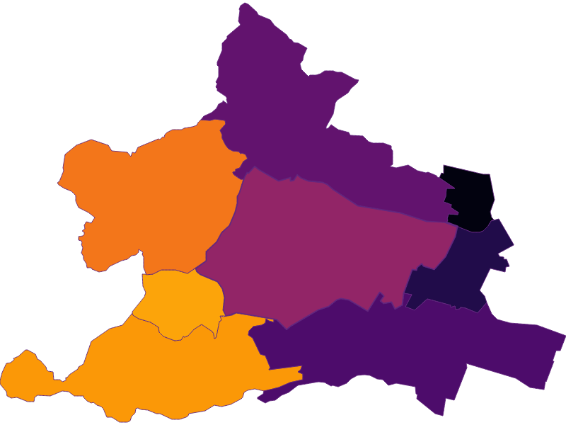 Population Density | Wien 13.,Hietzing
