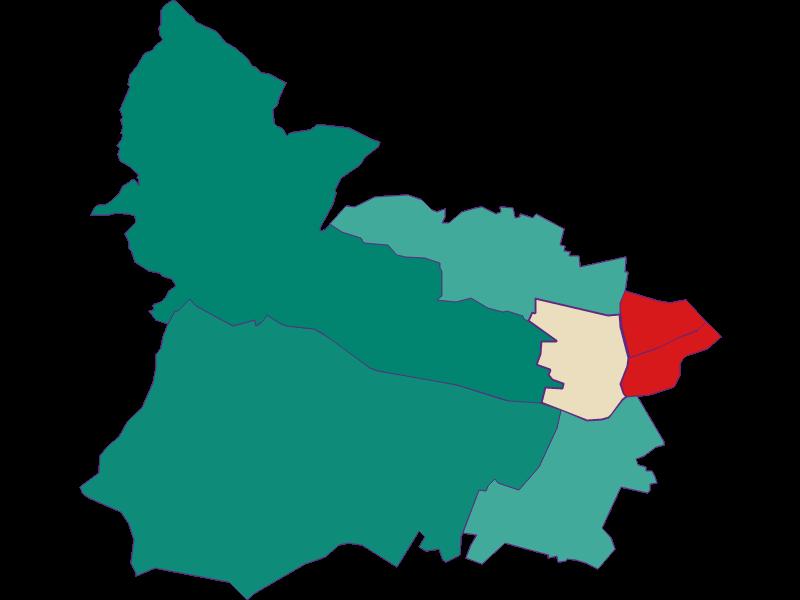 Прирост населения за 1869-2018 | Wien 15.,Rudolfsheim-Fünfhaus