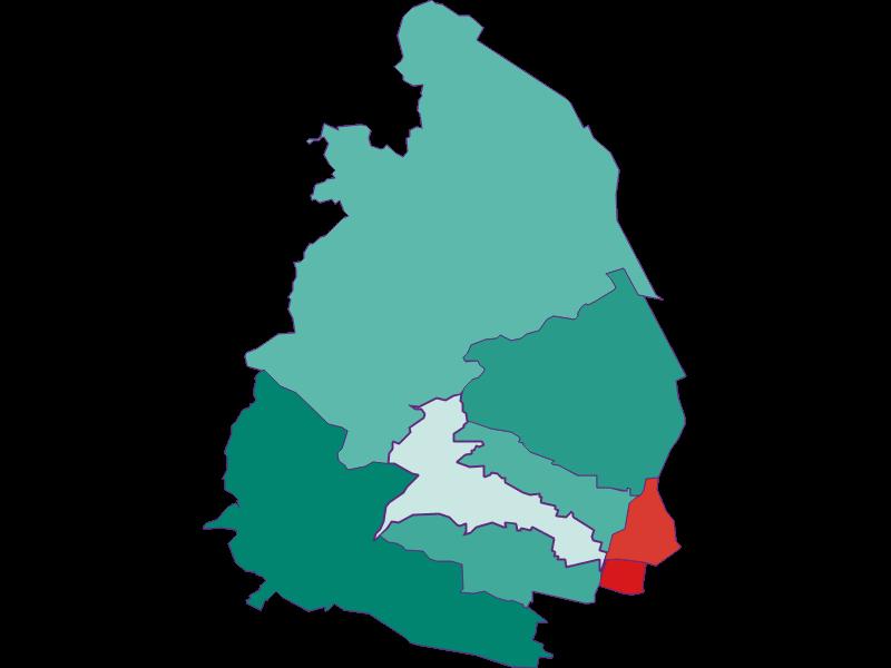 Population development 1869-2018 | Wien 17.,Hernals