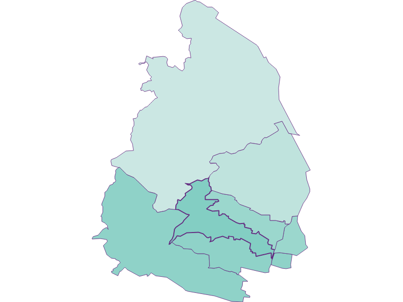 Population development since 2011 in Wien 17.,Hernals