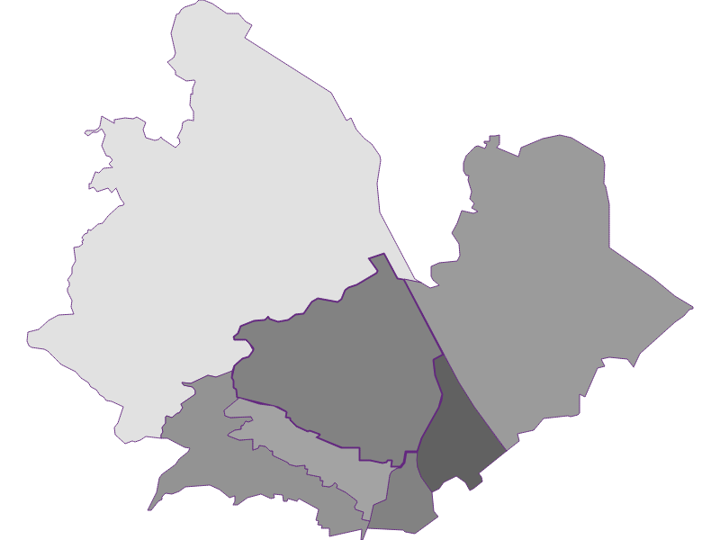 Activity rate in Wien 19.,Döbling