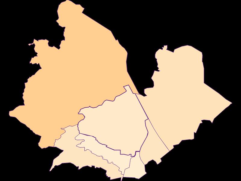 Household size in Wien 19.,Döbling