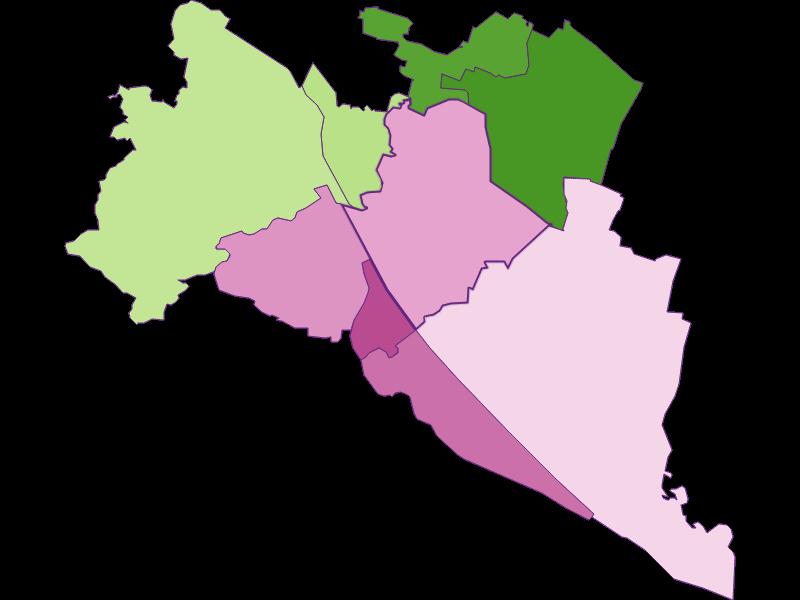 Заселенность в Wien 21.,Floridsdorf