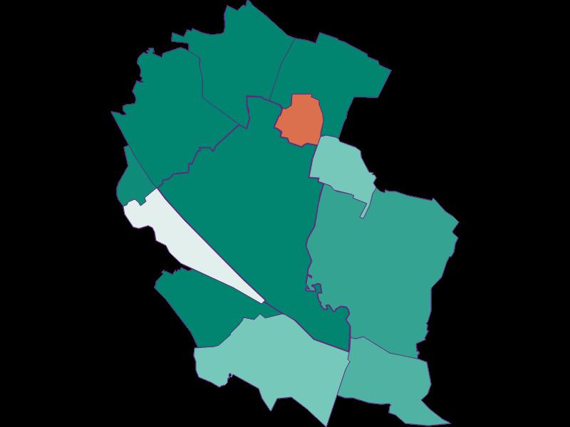 Population development 1869-2018 | Wien 22.,Donaustadt