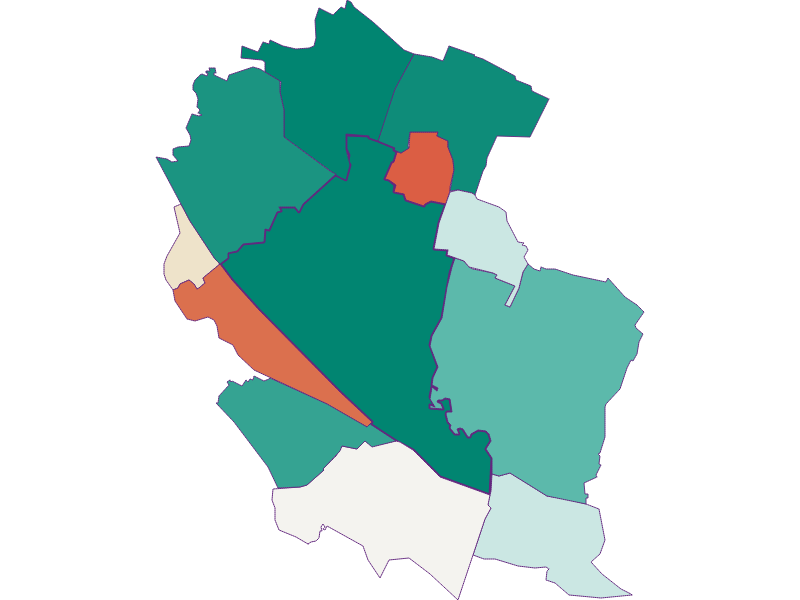 Bevölkerungsentwicklung seit 1900 | Wien 22.,Donaustadt