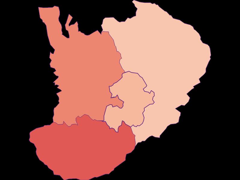 Activity rate in Bad Schönau