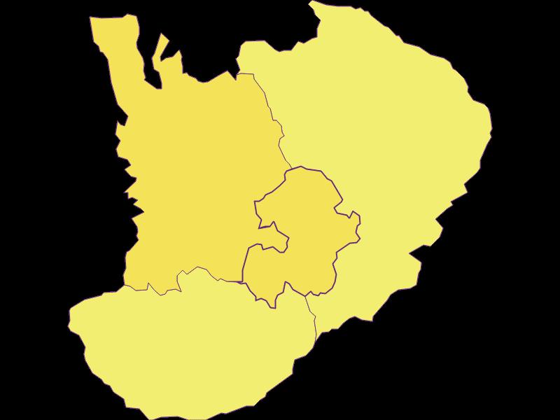 Population density in Bad Schönau